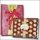 Ferrero Rocher Chocolate Candy Box